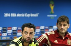 'We will win or die by tiki-taka,' says Xavi on the eve of Holland rematch