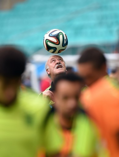Van Gaal making no apologies for defensive approach to thwart world champions Spain