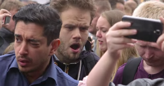VIDEO: 1,000 people eat some of the world's hottest chillis