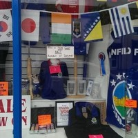 Belfast shop insists it's displaying Ivory Coast flag, NOT Ireland flag