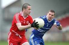 Stephen O'Neill's back for Tyrone while Monaghan have named 11 of their Ulster winning side