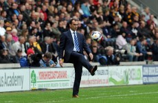 Five more years for Roberto Martinez as he signs new Everton contract