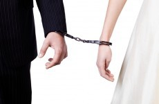 Couple arrested for attacking staff - on their wedding day
