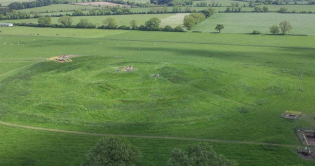Digging Tlachtga: Discovering secrets from Ireland's past