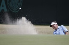 WATCH: Ken Duke makes the most exciting par you're likely to see at the US Open