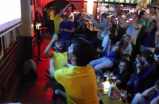 Brazilians in Dublin react to all of last night's goals