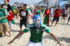World Cup hangout: the liveblog that's imagining Eamon Dunphy in a nice summer frock