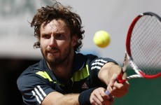 A tennis player spent over half a million in a casino after reaching the French Open semis