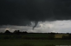 Workers escape wrath of tornado that hits farm in Derry