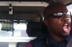 Coolest cops ever film badass Katy Perry lip-sync in squad car