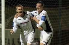 Athlone Town score six (yes, six) to record second victory of season