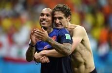 Five-goal Dutch overwhelm ailing Spanish
