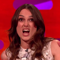 Keira Knightley had a sex-face-off with Samuel L Jackson on Graham Norton