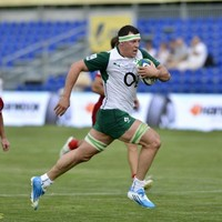 Conway's hat-trick and all the tries as Emerging Ireland hammered Russia