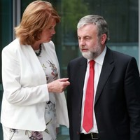 'We should not fear increases in the minimum wage.' - Joan Burton links recovery with wages