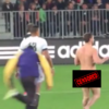 Note to streakers: You run onto a New Zealand rugby pitch, you get smashed in a big way