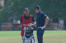Golfers miss US Open cut after hitting each other's balls on 18