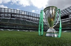 Aviva Stadium confirmed as venue for 2013 Heineken Cup Final