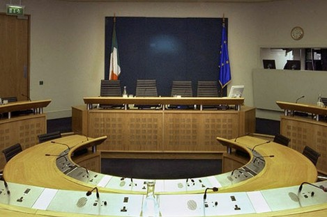 Some of the Oireachtas committee rooms could be particularly crowded with fewer, larger committees.