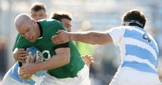 As it happened: Argentina v Ireland, summer tour 2nd Test