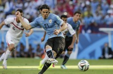 All the goals as Campbell-inspired Costa Rica stun Uruguay