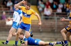 Brennan and Donnolly goals see Clare into Munster SFC semi-final