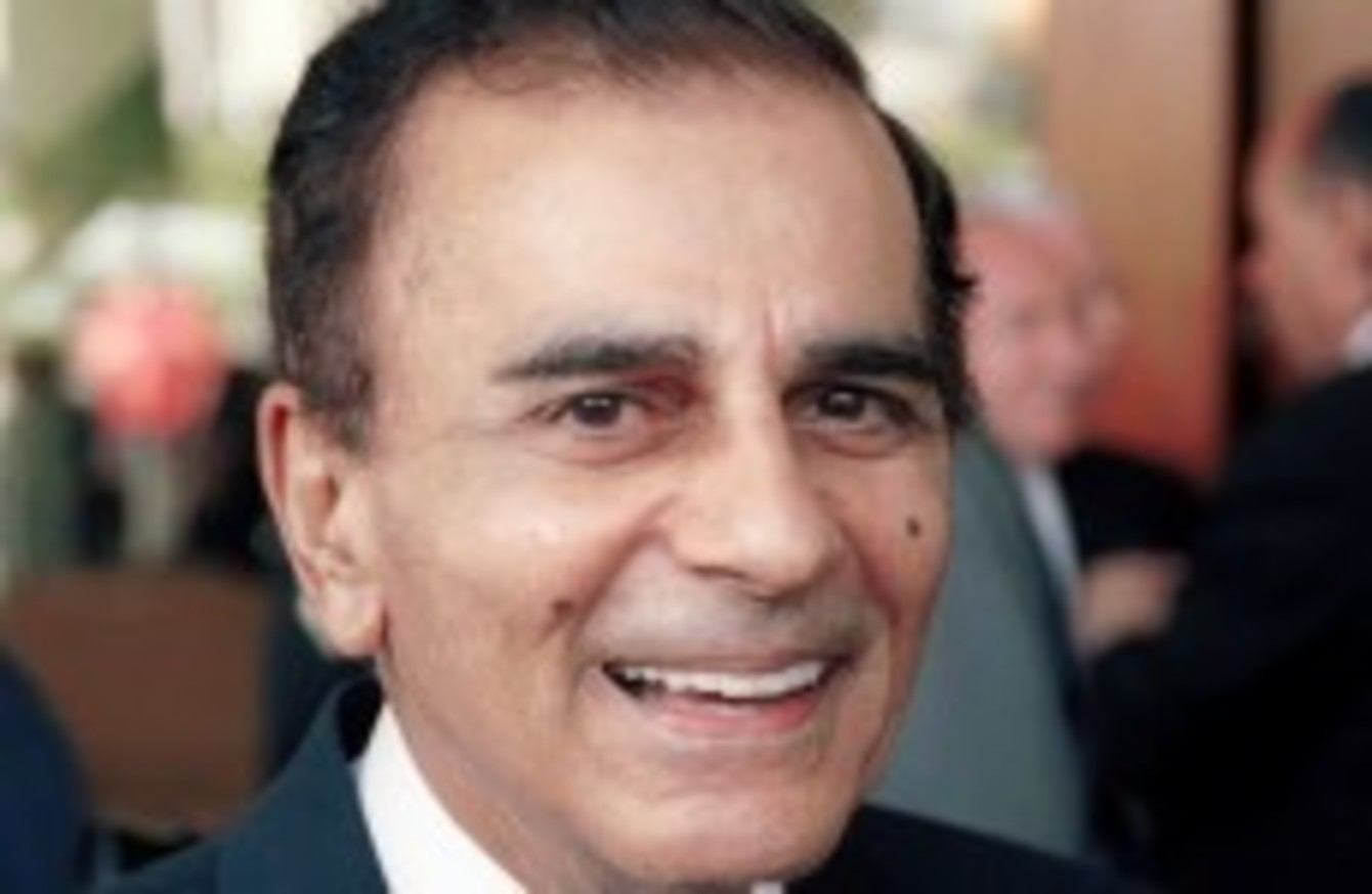 Voice of Scooby-Doo's Shaggy and US radio legend Casey Kasem
