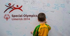 2,000 medals later, the Special Olympics Ireland games draw to a close in Limerick