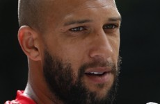 Tim Howard: 'I would encourage players to go down under contact'