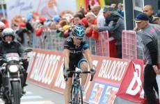 Ireland's Philip Deignan claims runner-up spot in Tour of Switzerland stage