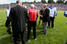 Mickey Harte furious with the amount of injury time played in Tyrone-Monaghan game