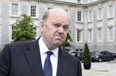 "Noonan: Fianna Fáil pulled a stroke over the banking inquiry ""and fair dues to them"""