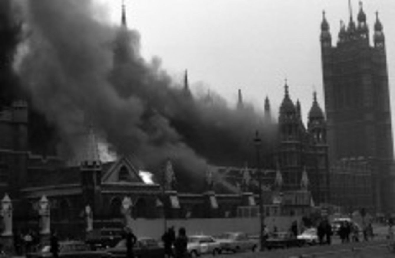 On this day in 1974 the IRA bombed the Houses of Parliament
