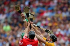 Here's our hurling XV from the weekend's championship action