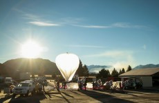 Google wants to start beaming internet from its balloons as early as next year