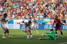 Müller outguns Ronaldo as Germany ease past Portugal