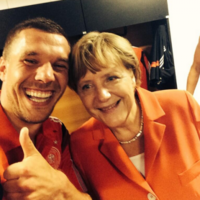 Politicians show their World Cup support on social media