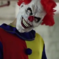The killer clown prank returns... and it's just as terrifying as the first