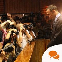 Opinion: As the Pistorious trial returns to our TV screens, let's consider cameras in courtrooms