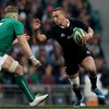 All Blacks out-half Aaron Cruden is off the post-RWC2015 transfer market