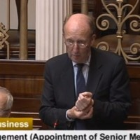 Ross: 'Senior garda appointments should be a minister-free zone'