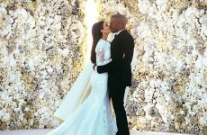 Kim and Kanye's wedding Instagram took FOUR DAYS' work... it's The Dredge