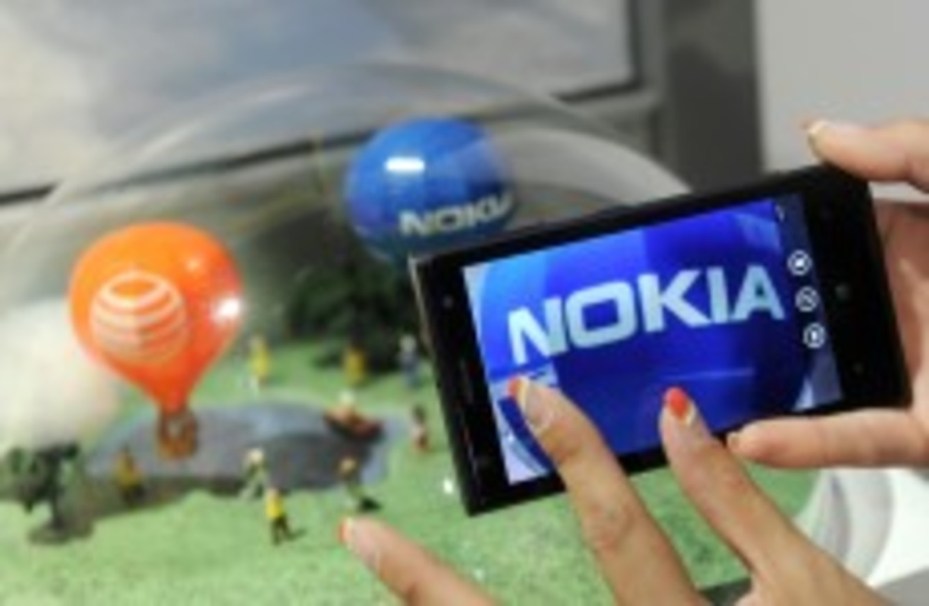 Nokia was blackmailed into paying millions to criminals back