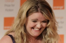 Youngest ever winner of the Orange Prize for Fiction