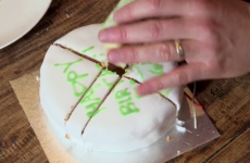 You've been cutting cake wrong your entire life