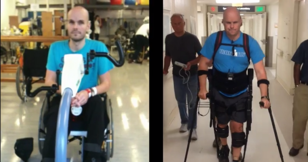 Blind adventurer to give TED talk on hope four years after becoming paralysed