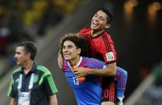'I never dreamt of playing a game like this' - Mexico hero Guillermo Ochoa