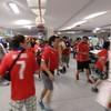 Chile fans storm stadium ahead of Spain clash