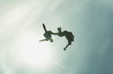 Some UFC fighters have decided to mix MMA and skydiving