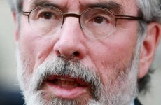 Ombudsman finds 'no evidence' that RUC involved in murder attempt on Gerry Adams